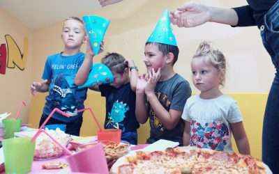 Proslave rođendana na bazenu Hotela Sport